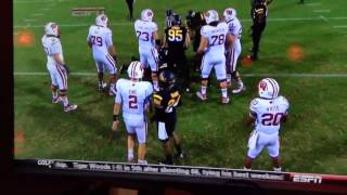 TheWizofOdds.com: Controversy at End of Wisconsin-Arizona State game