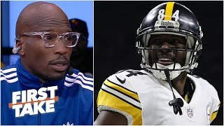 Chad Johnson wants Antonio Brown to go to the 49ers l First Take