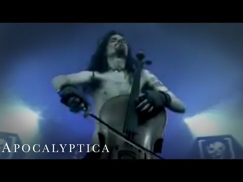 "Apocalyptica ""Hall of The Mountain King"" (official full length live video)"