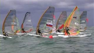 Course windsurf championnat du monde