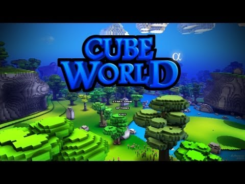 cube world - francis lalave