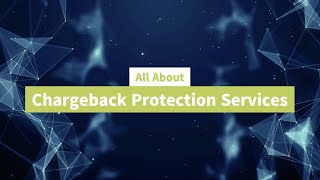 Chargeback Protection Services