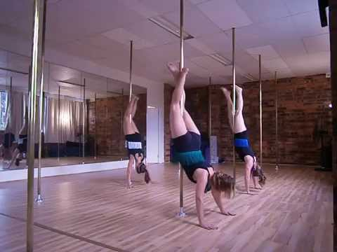 Level 3 Pole Dance to Chandelier by Sia PA190005