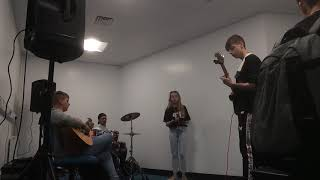 Rehearsal ~ Charlie Puth - How long (Cover)