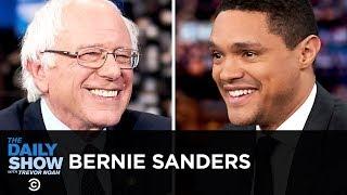 Bernie Sanders - A Progressive Agenda for the 2020 Presidential Race | The Daily Show