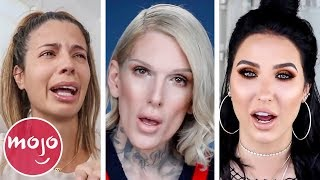 Top 10 Times YouTubers Were Dragged Online