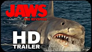 Jaws: The Revenge Official Trailer #1 - Michael Caine Movie (1987) Widescreen HD