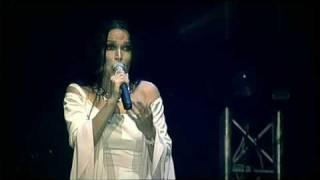 """Nightwish """"Sleeping Sun"""" with lyrics, Tarja Turunen"""
