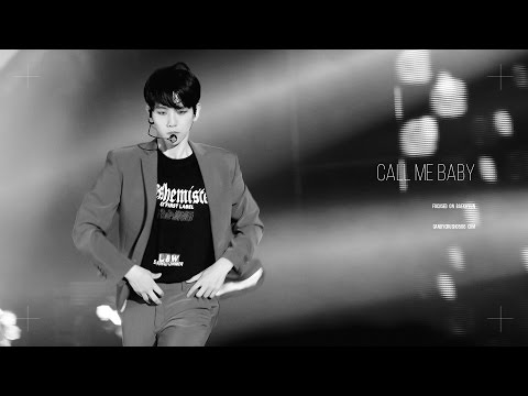 160604 Dream Concert EXO - Call me baby (백현 focus)