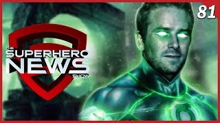 Superhero News #81: Armie Hammer as Green Lantern, Live Q&A