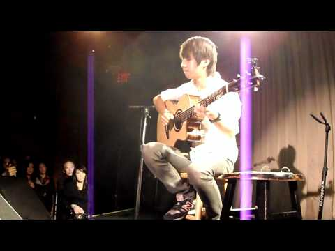 (Eagles) Hotel California - Sungha Jung (live @ NYC Canal Room)