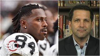 NFL unaware of Antonio Brown sexual assault accusation until Tuesday - Adam Schefter   SportsCenter