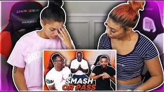 Biannca CRIES Reacting To Damien's Smash Or Pass Video 💔