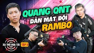 Tân binh Quang QNT trình diễn tố chất thiện xạ | Xạ thủ đua tài 2020 - Tập 5