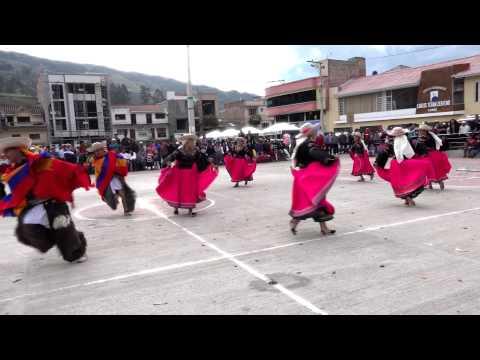 Grupo de Danza Folklorica Pakarina Huambracuna, Festival de Danza Cumbe 2015