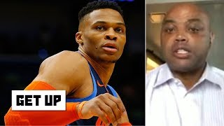 Charles Barkley feels bad for Russell Westbrook | Get Up
