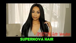 Probably the Most Natural Unit Ive Made... | Aliexpress Hair Review | SuperNova Hair