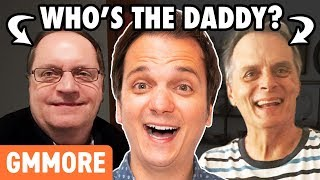 Match The Crew To Their Dad (GAME)