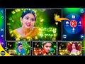 Amazing whatsapp status video editing in kinemaster telugu