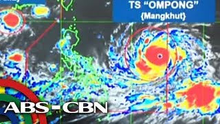 WATCH: PAGASA 11am briefing on typhoon Ompong | 13 September 2018