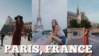Going to Paris by MYSELF at age 17 | sammi nicole