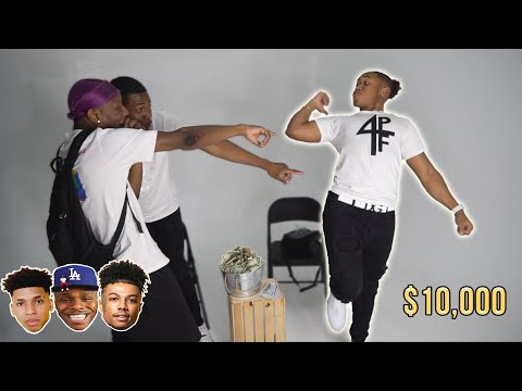 Guess That Rapper's Dance! | WINNER GETS $10,000