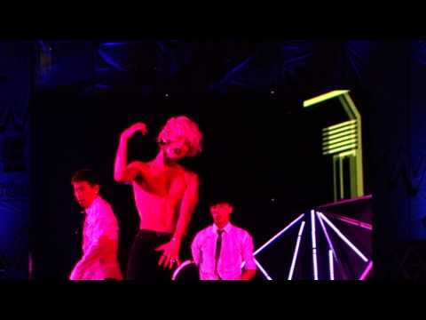 140815 SHINee-TAEMIN SOLO STAGE (ft.EXO-KAI)
