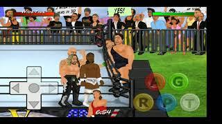 Survivor series Wwe vs Maple leaf Grappling