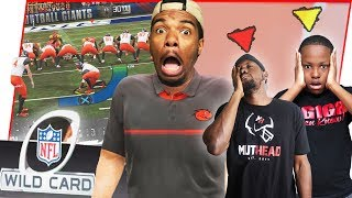 You WON'T BELIEVE How Our First Playoff Game Ends! - Madden 19 MUT Squads