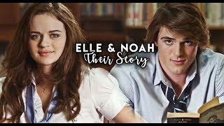 Noah + Elle | Their Story [The Kissing Booth]