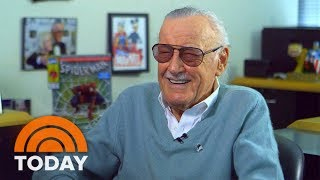 Stan Lee: Comic Book King Has A New Superhero Coming Out Soon | TODAY