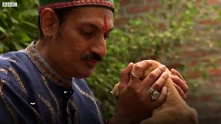 India's gay prince opens his palace for LGBT community- BBC News