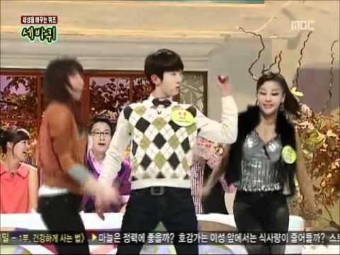 Jo Kwon & Baby J - Run to you (DJ Doc)
