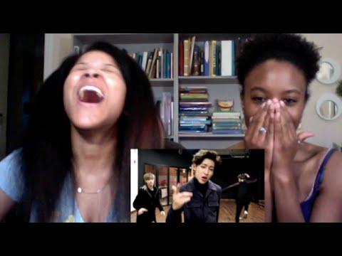 GOT7 Fly Dance Practice Reaction