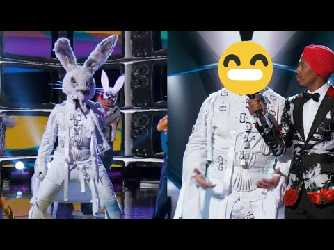 The Masked Singer - The Rabbit Performances and Reveal
