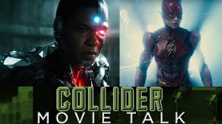 Is Cyborg Joining The Flash Solo Movie? – Collider Movie Talk