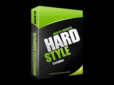 Arch FX - Hardstyle Samples