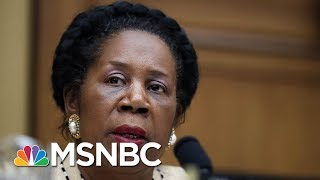 Rep. Jackson Lee: Where Is GOP Leadership After President Trump's Comments | Velshi & Ruhle | MSNBC