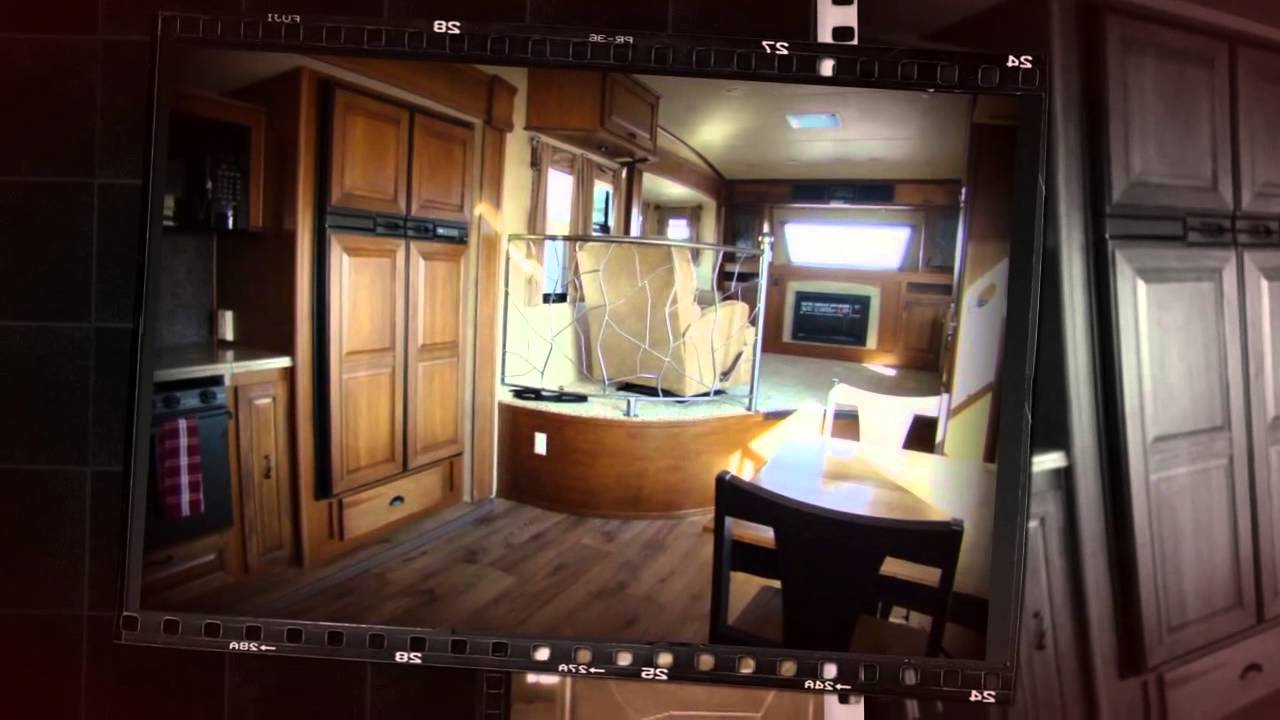 2014 Open Range 386flr Front Living Room Fifth Wheel Rv
