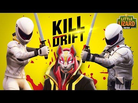 KILL DRIFT - FORTNITE SHORT FILMS