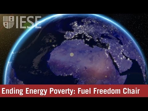 Ending Energy Poverty: Fuel Freedom Chair