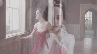 Behind the scenes with Michelle Dockery