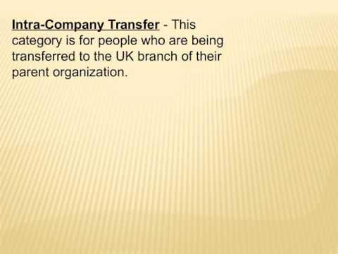 Highly skilled migrant worker program UK
