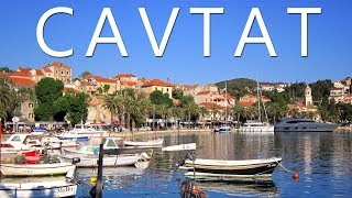Cavtat Croatia  - Old Town and Beaches
