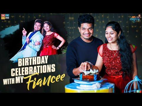 Birthday celebration with my fiancee ft. Sri Mukhi, Bhanu Sri- Mukku Avinash