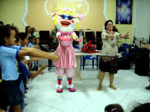 Baixar Thuthue Thuthue É Uma Dança Tropical - 01/07/2011