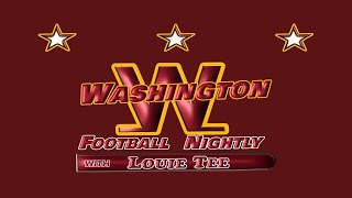 "Washington Football Nightly | Episode 6.2 ""Does Ron's Plan Look More Like Sabotage Thus Far?🤔🤷♂️"""