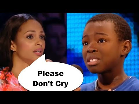TOP 8 ♥ TRY NOT TO CRY ♥ MOST BEAUTIFUL & EMOTIONAL AUDITIONS WORLDWIDE!