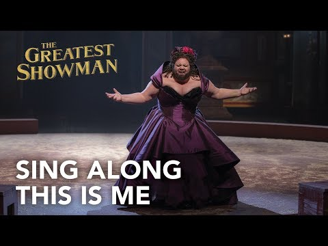 The Greatest Showman | Sing along This is me HD | 20th Century Fox 2017