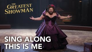 The Greatest Showman | Sing along This is me HD| 20th Century Fox 2017